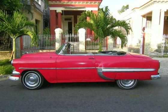 1950 US-Wagen in Casa Particular