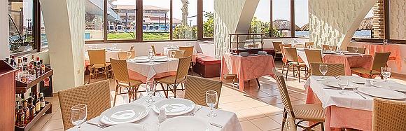 Restaurant im Hotel in Havanna - Miramar