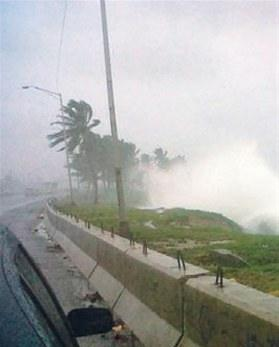 photo hurricane cuba