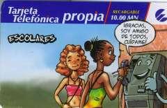 Tarjeta Propia ETECSA Cuba