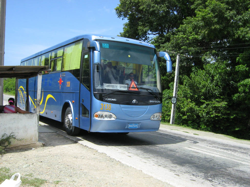 Viazul Bus Schedule Bus Travel In Cuba Bus Havana Trinidad