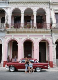 historic building havana