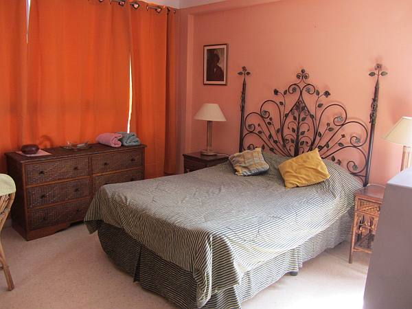 casa particular - bedroom