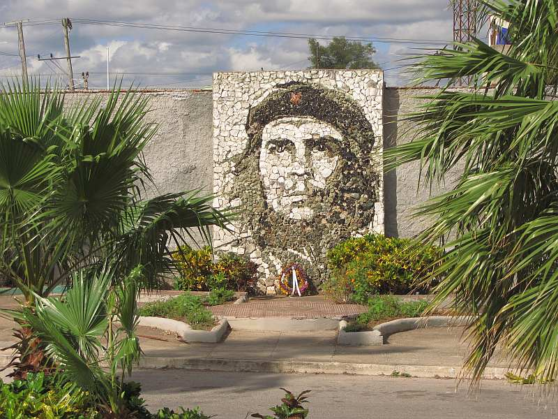 Che Memorial in Matazas