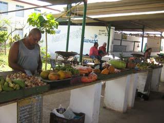 Agromercado, Markt