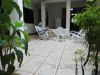 Patio: relax on Cuba vacation