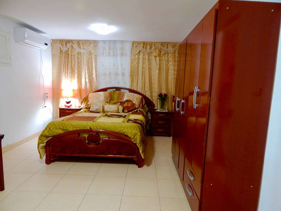 Bedroom in Casa Betty, Holguin