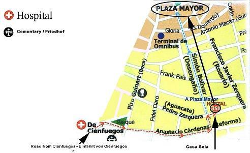image map trinidad sola